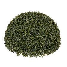 Artificial Boxwood Half Ball Topiary