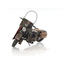 1942 WLA Model 1:12 Motor Cycle