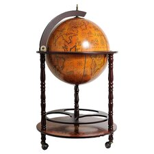 Globe Drinks Cabinet Floor Standard