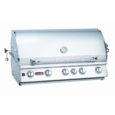 "38"" Brahma Built-In Gas Grill with Lights"