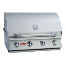 "30"" Outlaw Built-In Gas Grill"
