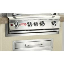 Stainless Steel Grill Finishing Frame