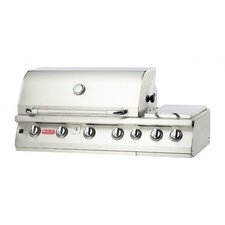 "47"" 7 Burner Premium Built-In Gas Grill"