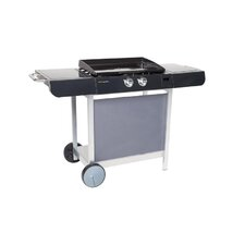 Finesta Hot Plate with Trolley