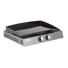Finesta Gas Plancha with 2 Burners
