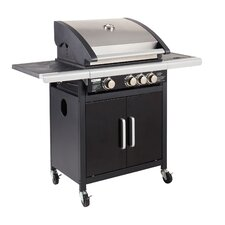 Fidgi American Gas Barbecue with 4 Burners