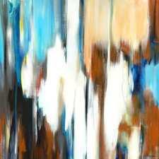 'Reflections' by Deborah Brenner Painting Print on Canvas