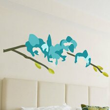 Orchid Wall Decal