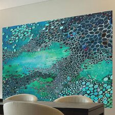 Aquatic Wall Mural