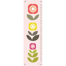 Modern Blooms Growth Chart