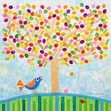 Jellybean Tree Canvas all Art