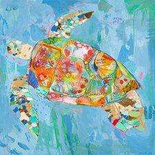 Turtsee Canvas Art