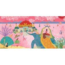 Far Away Princess Canvas Art
