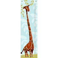 Gillespie Giraffe Growth Chart