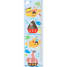 Collage Pirate Growth Chart