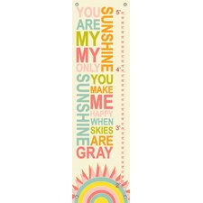 My Only Sunshine Growth Chart