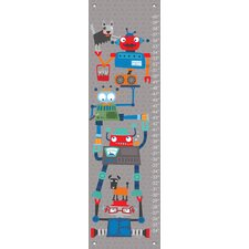 Robot Stack by Vicky Barone Growth Chart