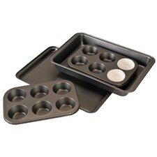 4 Piece Non-Stick Bakeware Set