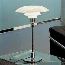 "PH 18.6"" H Table Lamp with Bowl Shade"