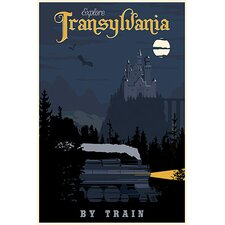 Transylvania Travel Canvas Print Wall Art