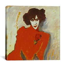 """Bildnis Alexander Sacharoff"" Canvas Wall Art by Alexej Von Jawlensky"