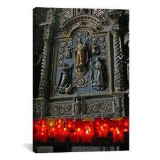 Catholic Light Photographic Print on Canvas