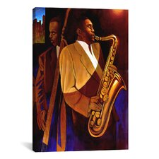 'Body and Soul' by Keith Mallett Graphic Art on Canvas