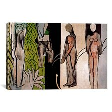 'Bathers by A River' by Henri Matisse Painting Print on Canvas