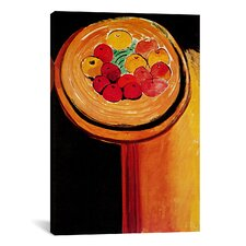 'Apples' by Henri Matisse Painting Print on Canvas