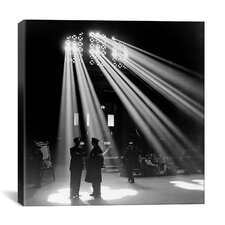 """""""Chicago Union Station"""" Canvas Wall Art by Jack Delano"""