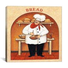 """Bread"" Canvas Wall Art by John Zaccheo"