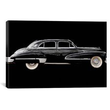 Cars and Motorcycles Cadillac Fleetwood Photographic Print on Canvas