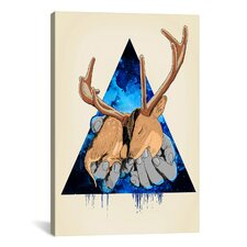 #2nd Chance by Maximilian San Painting Print on Canvas