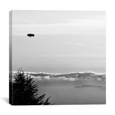 """""""Escape from Alcatraz"""" Canvas Wall Art by Geoffrey Ansel Agrons"""
