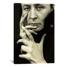 """'Hands' by Georgia O""""Keeffe Photographic Print on Canvas"""