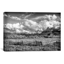 'Colorado Fields' by Dan Ballard Photographic Print on Canvas