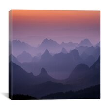"""Enchanted China #2"" Canvas Wall Art by Dan Ballard"