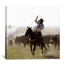 """Heeler 2"" Canvas Wall Art by Dan Ballard"