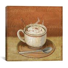 """Cream and Sugar III"" Canvas Wall Art by John Zaccheo"