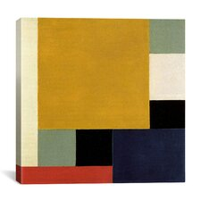 """Composition XXII"" Canvas Wall Art by Theo van Doesburg"
