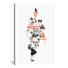 Diamond by Budi Satria Kwan Painting Print on Canvas