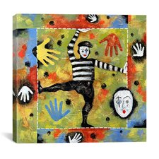 """""""Mime"""" Canvas Wall Art by Jim Dryden"""
