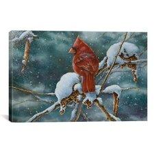 'December Delight' by Wanda Mumm Painting Print on Canvas