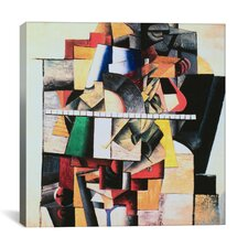"""M. Matuischin"" Canvas Wall Art by Kazimir Malevich"