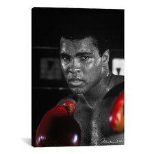 Muhammad Ali on Canvas