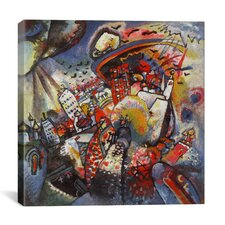 """Moscow"" Canvas Wall Art by Wassily Kandinsky"