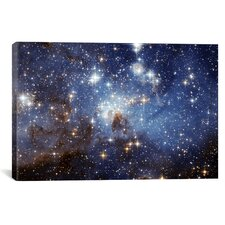 """LH-95 Stellar Nursery"" Graphic Art on Wrapped Canvas"