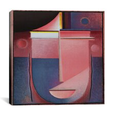 """Looking within Rosy Light"" Canvas Wall Art by Alexej Von Jawlensky"