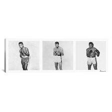 Muhammad Ali 'Publicity Shots of Ali' Photographic Print on Canvas