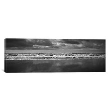 Panoramic 'Ocean' by Michael Harrison Photographic Print on Canvas